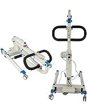 SKSNB Elevador de Pacientes y sillón de Transferencia Elevador de Pacientes, Elevador hidráulico Pintado, 400 LB.Capacidad de Peso