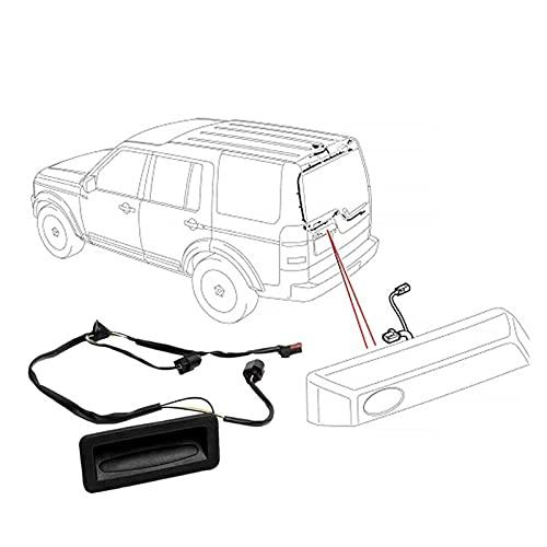 ZHANGKE CHULONG Interruptor De Liberación De Bloqueo De Bloqueador De Tronco Negro Ajuste para Land Rover Freelander 2 Coche Controlador Trasero Mange DE Libera DE PAZA