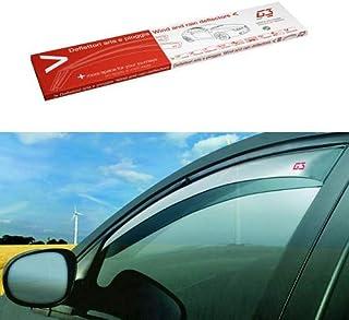 Omac GmbH Mini Countryman frangivento Deflettori Pioggia 4/Set pezzi set anteriore /& posteriore a partire dal 2010
