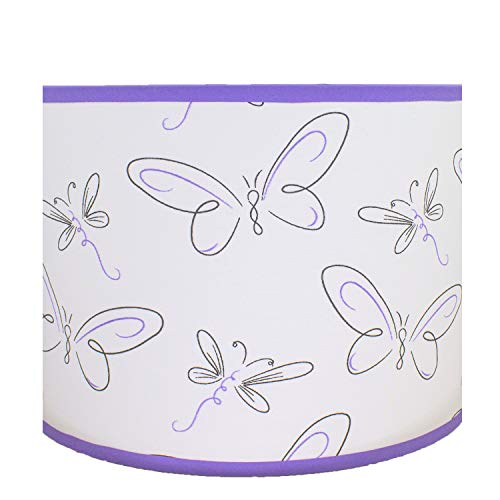 Pam Grace Creations Lamp Shade, Butterfly