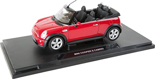 small foot 8587 modelauto Mini Cooper S Cabrio