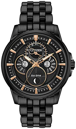 Citizen Watches BU0057-54E Calendrier Gray One Size