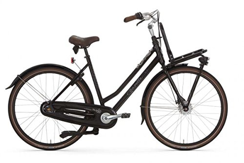 Gazelle bicicleta holandesa Miss Grace 7 velocidades 2016, c