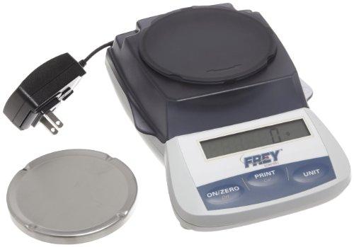 Frey Scientific Electronic Balance, 100g Capacity, 0.001g Readability