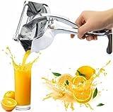 Orange Juice Squeezer, Manual Juicer Hand Lemon Lime Juice Press Squeezer Fruit Extractor