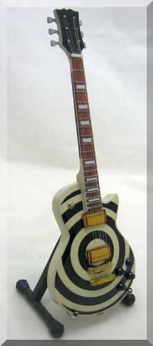 ZAKK WYLDE Miniatura Guitarra BULLSEYE