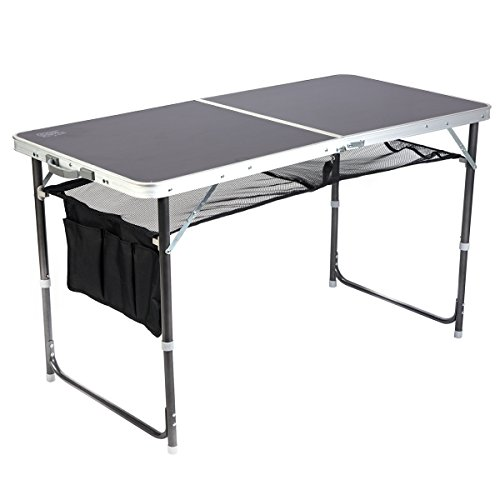 Timber Ridge Foldable Table, portable and with a carry case.