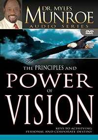 DVD - Principles And Power Of Vision (4 DVD)