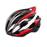 BTAWM Casque Cyclisme Professionnel Casque pour Femme EPS Ultralight MTB Mountain Bike Helmet Comfort Safety Cycle Bicycle Helmet