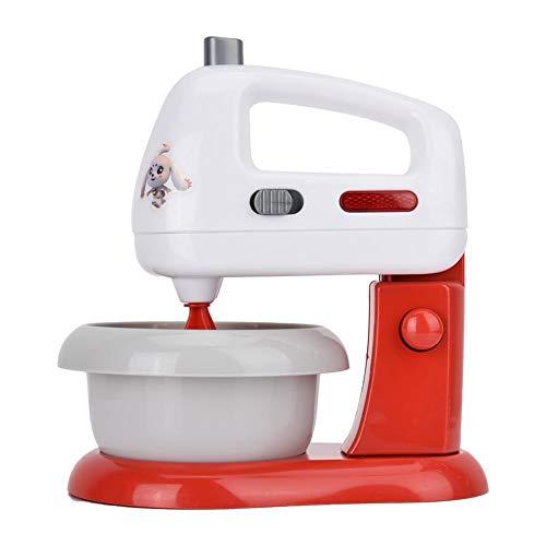 Zerodis Pretend Küche Playset Mini Kids Pretend Haushalt Simulationsgerät Spielzeug Frühe Pädagogische Küche Spielzeug für Kinder(Mixer)