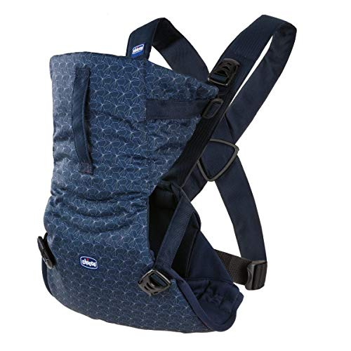 Chicco 04079154790000 BABYTRAGE EASY FIT, blau