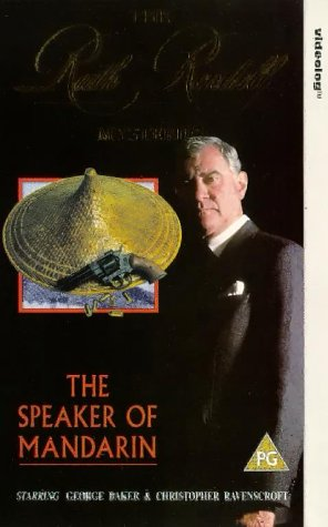 Ruth Rendell Mystery Movies - The Speaker Of Mandarin