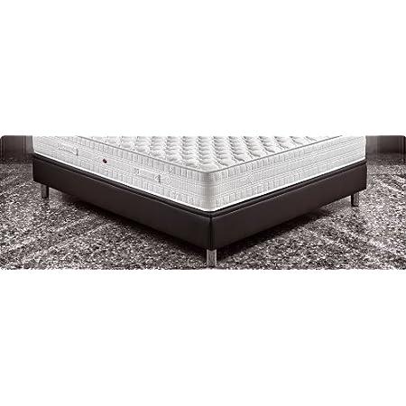 Permaflex Royal 80x190 Materasso Ortopedico A 400 Molle E Memory Foam Amazon It Casa E Cucina