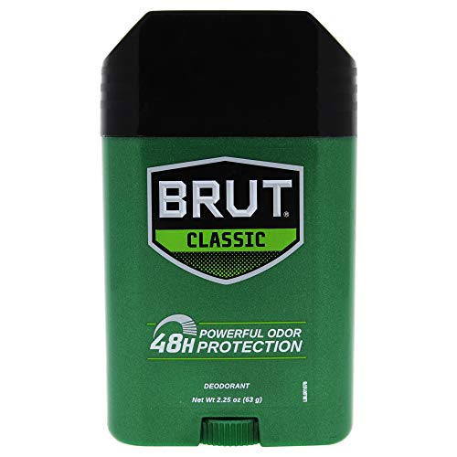 Brut for Men By Brut Deodorant Stick, 2.25-Ounce