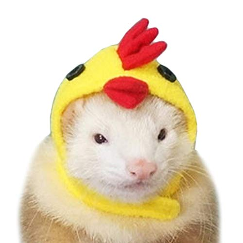 Alfie Pet - Layla Chicken Hat for Party Halloween Special Events Costume...