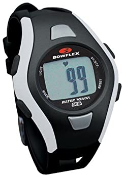Bowflex Fit Trainer 10M Strapless Heart Rate Monitor Watch  Black