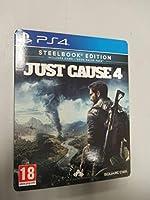 Just Cause 4 (Steelbook) (PS4) (輸入版)