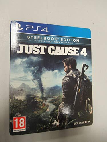 Just Cause 4 (Steelbook) - PlayStation 4 [Importación inglesa]