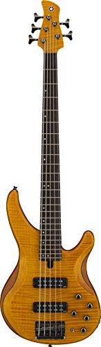 Yamaha TRBX605 5-String Flamed Maple Bass Guitar