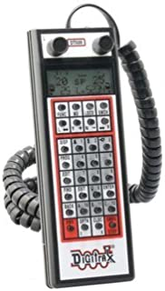 Digitrax - DT500 Advanced Super Throttle with Infrared Capability