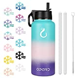Opard Stainless Steel Water Bottle,...