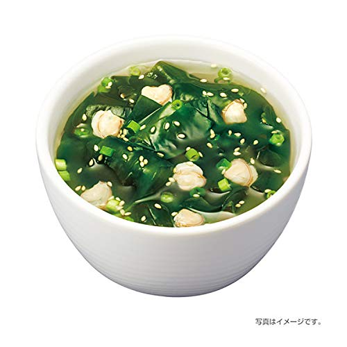 ひかり味噌元気プラスオルニチン入りしじみわかめスープ20食