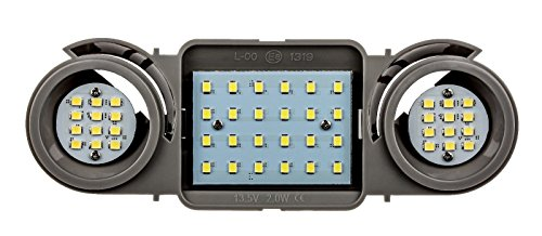 Módulo de paquete de luz LED para iluminación interior, lámpara para parte trasera