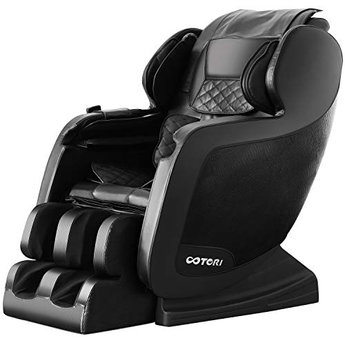 OOTORI N802 New (34 airbags) Full Body and Recliner Air Massage Chairs,10+ Stages Zero Gravity Elect