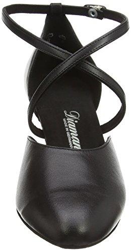 Diamant Damen Tango Tanzschuhe, E, Latino Absatz 5cm, Schwarz 048-068-034 - 2
