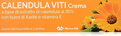 Marco Viti Vvng003 Calendula Viti Crema per Pelli Irritate e Screpolate - 100 Ml