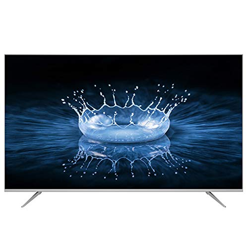 Televisor Inteligente 4K FHD con WiFi, televisores Televisor de Pantalla Plana Soporte de Pared HDMI HD Incorporado Smart TV LED