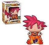 Qwead Pop Dragon Ball Super Super Saiyan God Goku Viny Figura Juguetes...