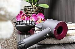 Idea Regalo - Dyson ASCIUGACAPELLI HD03 SUPERSONI Supersonic Hair Dryer Iron Fucsia