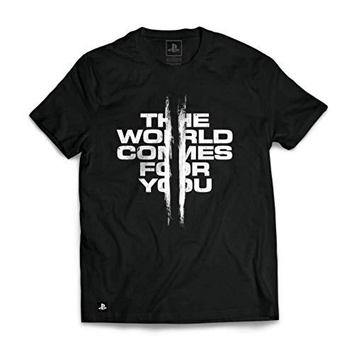 Camiseta Days Gone,Banana Geek,Masculino,Preto,P