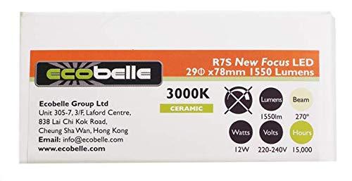 ECOBELLE Bombillas LED