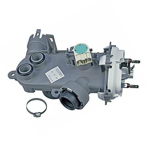 Bosch Siemens 491756 00491756 ORIGINAL Durchlauferhitzer Heizung Durchflussheizung Heizelement Spülmaschine Geschirrspüler