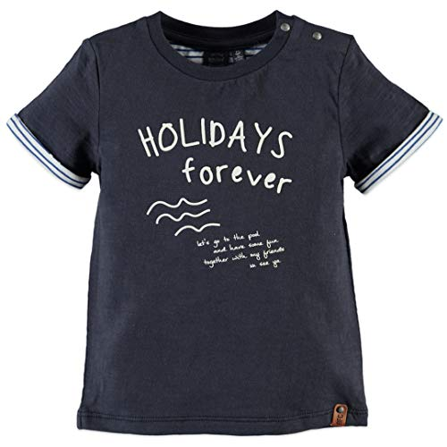 Babyface Boys T-Shirt 9107627, Fb. Ink Blue (Gr. 110)
