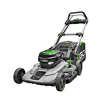 EGO Power+ LM2102SP 21-Inch Self-Propelled Lawn Mower 7.5Ah Battery and Rapid Charger Included