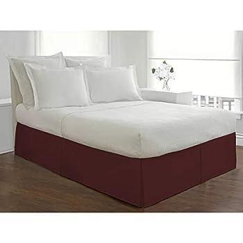 wrap around bed skirts