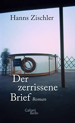 Buchseite und Rezensionen zu 'Der zerrissene Brief: Roman' von Zischler, Hanns