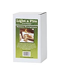 Light a Fire Natural Firelighters Case of 50
