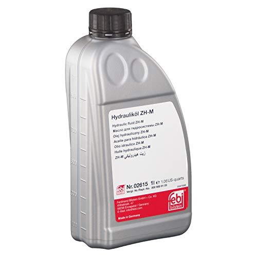 febi bilstein 02615 Hydrauliköl für hydropneumatische Federung und Niveauregulierung , 1 Liter
