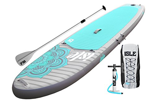 ISLE Scout Inflatable Stand Up Paddle Board
