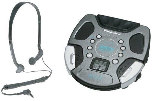 Panasonic SL-SW890 Shockwave Portable CD Player