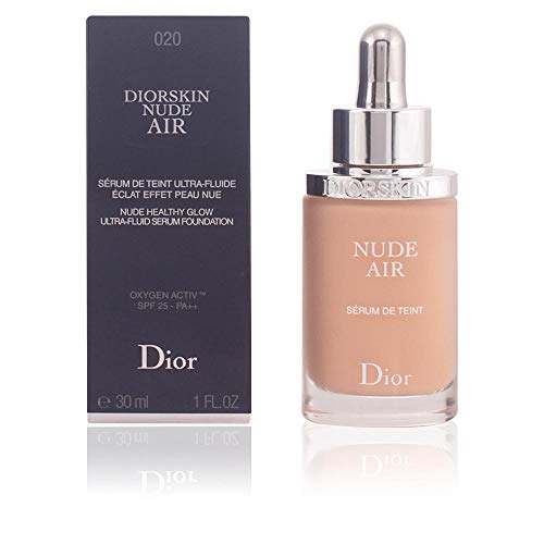 Dior Fondotinta, Skin Nude Air Serum Foundation, 30 ml, 020-Beige Clair