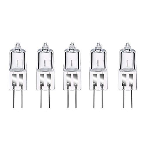 KANKOO Halogen Led GlüHbirne GlüHbirne Backofen Glühbirnen für Haus Nachtglühbirnen 10w,5pack