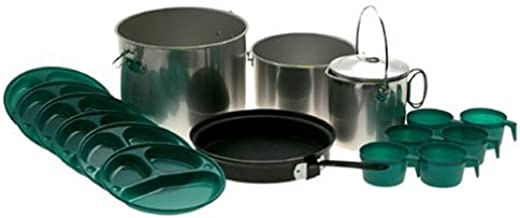 Open Country 4516-0085 Weekender 6-Person Cook Set