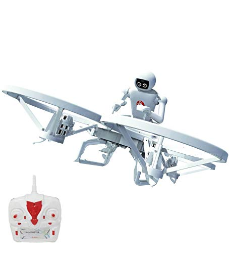 Haktoys Remote Control Drone 4-Channel...