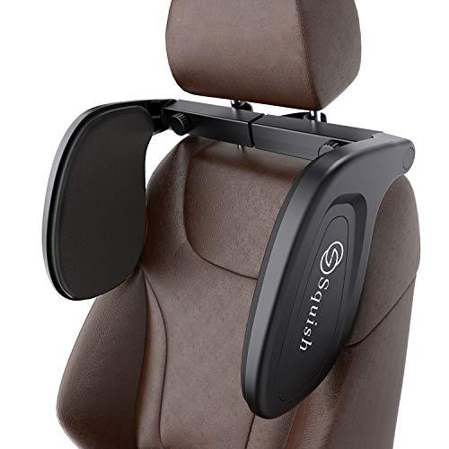 Car Headrest Pillow, Squish Car Neck Pillow Head Pillow, Car Seat Pillow Child Travel Sleeping Cushion , Car Neck Head Shoulder Sleep Cushion Car Side Pillow for Kids Adults Elders Teenagers