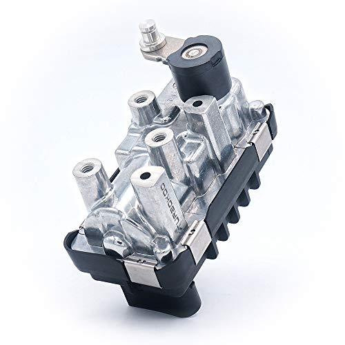 TURBOKOO Motor de turbocompresor eléctrico G-277, actuador adecuado por número de pieza...